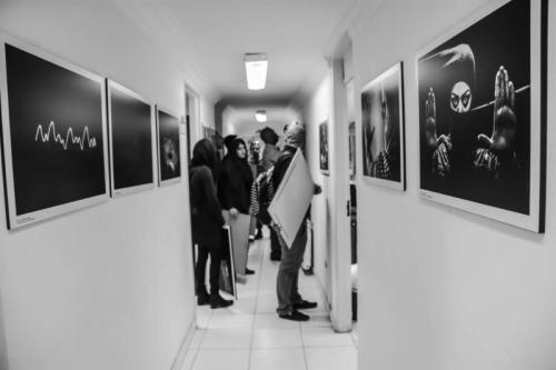 عکاسی نمایشگاه